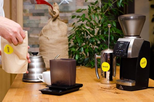 Povídání o kávě - výběr kávy