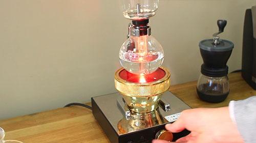 Alternativní metody - vacuum pot